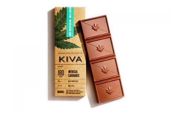 חדשנות: שוקולד המכיל שמן המופק מצמח קנאביס