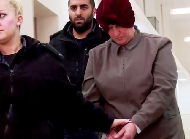 לייפר בבית המשפט (צילום מסך: חדשות 13)