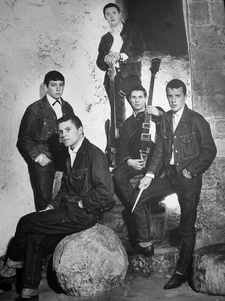 האנימלס, חברי הלהקה המקורית