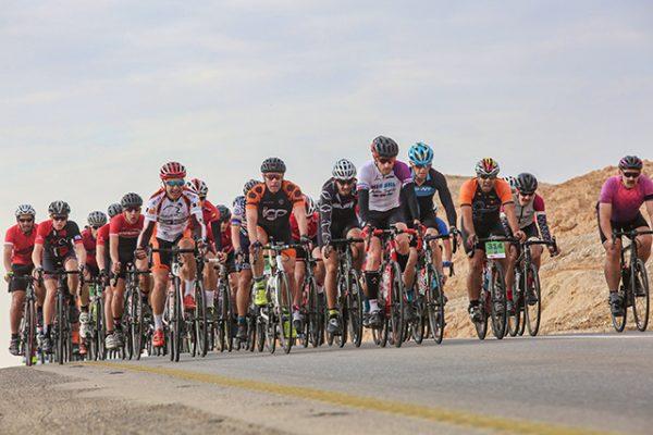 פסטיבל האופניים גראן פונדו בערבה יוצא לדרך