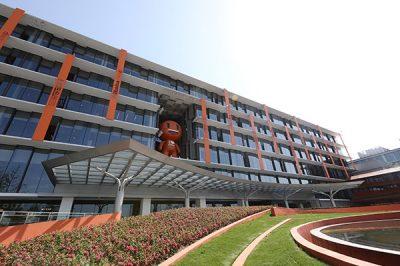 משרדי הנהלת הקבוצה. צילום: www.alibabagroup.com