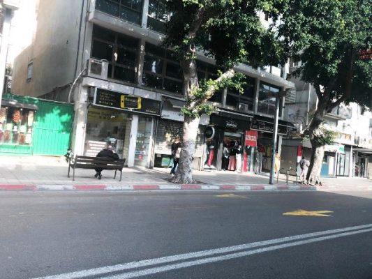 רחוב ריק מאדם (צילום: ציפי מנשה)