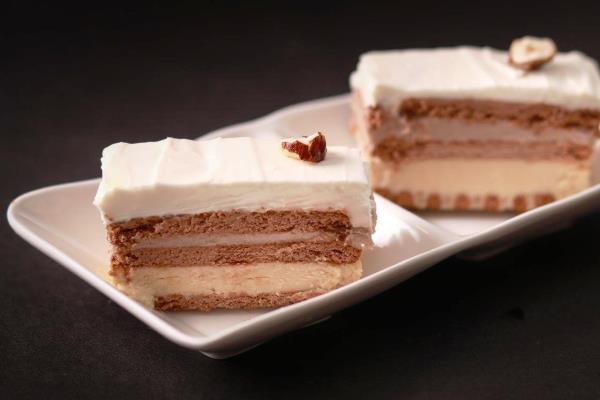 לשבועות עוגת 'גבינה' בסקווטים טבעונית