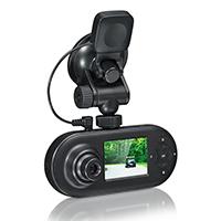 """מצלמת דרך כפולה Motorola MDC500 עם GPS (צילום יח""""צ)"""