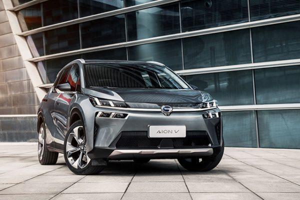 """רכב פנאי חשמלי חדש ל GAC בעל טווח של עד 450 ק""""מ"""