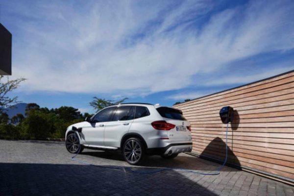 BMW X3 (צילום באדיבות היצרן)