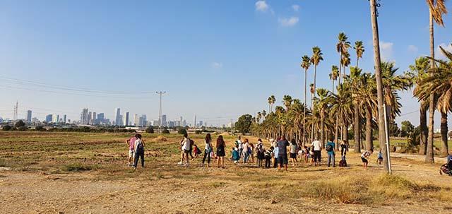 מקווה ישראל,צילום באדיבות מרכז המבקרים מקווה ישראל