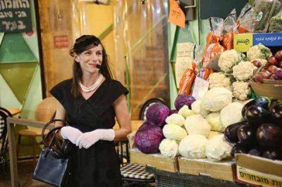 ג'קי בשוק (צילום:דן בר דוב)