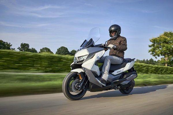 הקטנוע החדש של ב.מ.וו 45 אלף שח (צילום באדיבות היצרן)