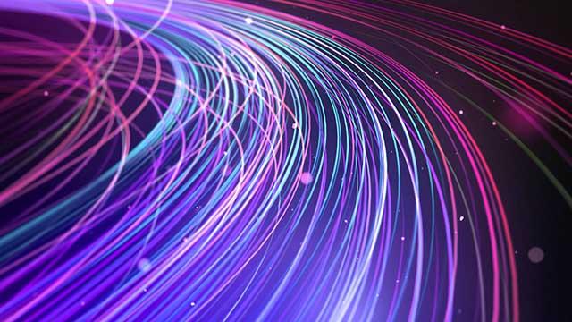 למעלה מ-5 מיליארד קילומטרים של סיבים אופטיים בעולם
