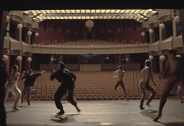 """""""האוויר עומד"""": וידאודאנס חדש של להקת המחול קמע"""