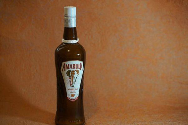 אמרולה, הליקר מערבות אפריקה