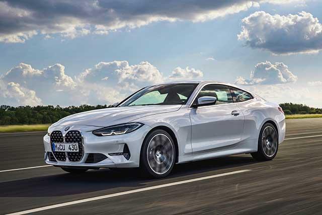 BMW סדרה 4 קופה החדשה (צילום:באדיבות היצרן)
