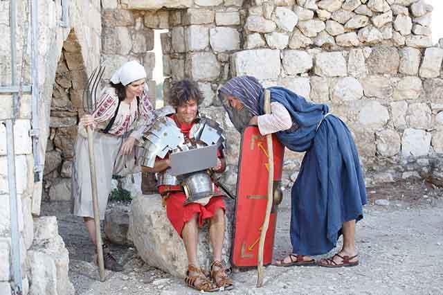 שבוע המורשת של ישראל (צילום:איתי בלסון)
