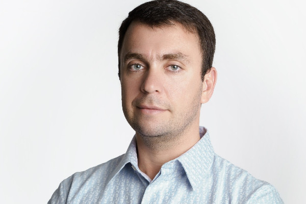 Vadim Jorov head of alfa