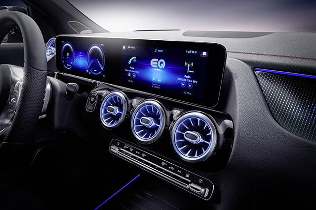 עיצוב חדשני של פנים הרכב (צילום באדיבות היצרן)