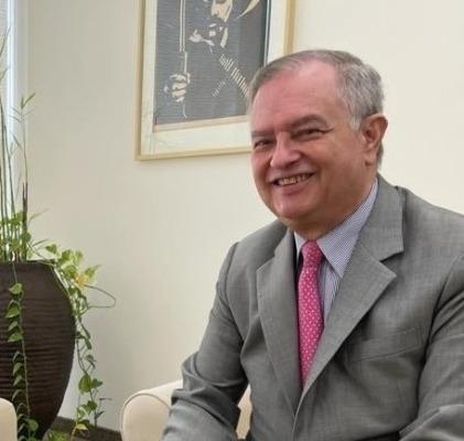 Mexican Ambassador to Israel Pablo Macedo Riba