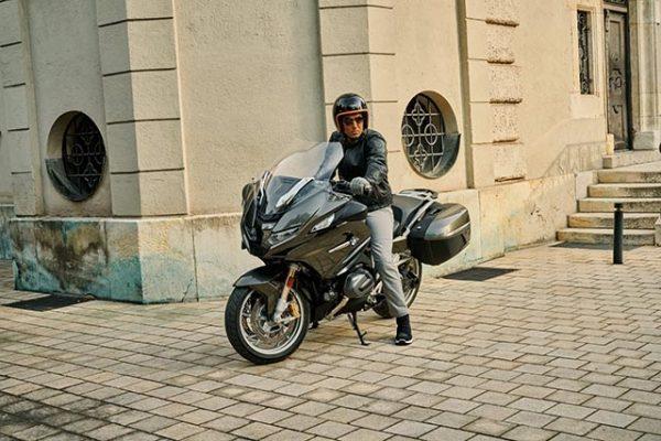אופנוע התיור המתקדם  R 1250 RT BMW מגיע לישראל