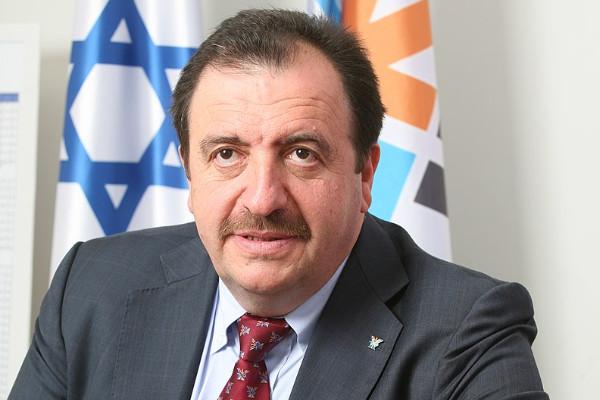 Alex Viznicherby National Roads Company of Israel spokesman photographer 2