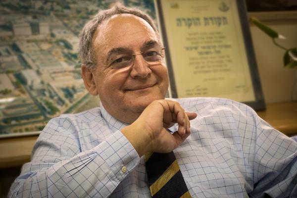 Prof Zeev rotstein by Arielinson wikipedia