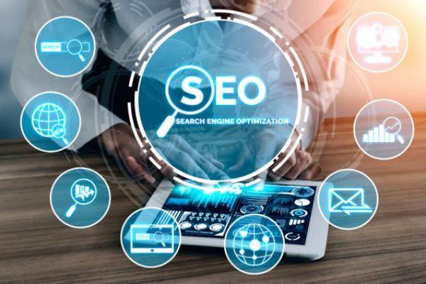 seo-search-engine-optimization-business-concept