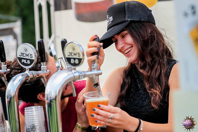 פסטיבל הבירה בירושלים חוגג שש עשרה