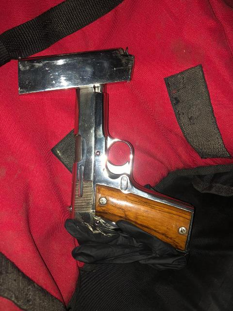 אקדח, גרזן ומחסניות נתפשו בכפר יאסיף – ארבעה נעצרו