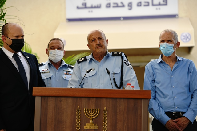 עשרות עצורים, כלי נשק וחימוש נתפסו במבצע רחב היקף כנגד פשיעה ואמצעי לחימה במגזר הערבי