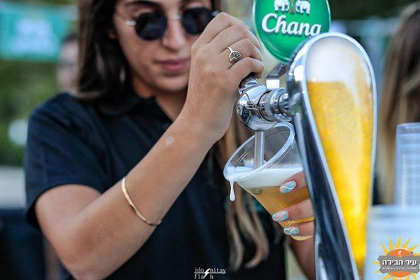 פסטיבל הבירה מגיע לאשקלון