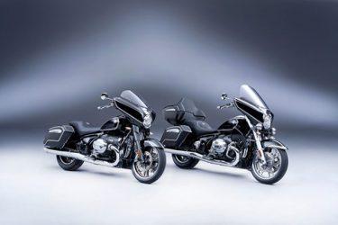 2 דגמי אופנועי ב.מ.וו חדשים בישראל ה- R 18 B וה- R 18 Transcontinental